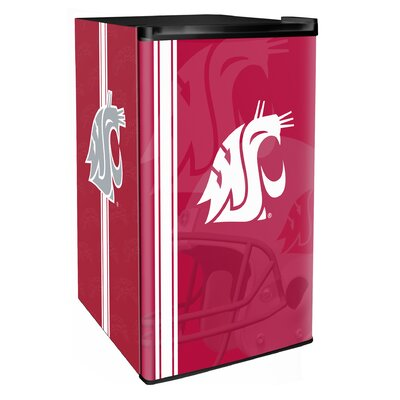 3.2 cu. ft. Upright Freezer NCAA Team: Washington State Cougars