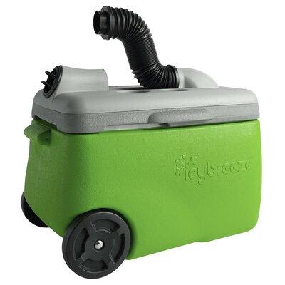 38 Qt. Portable Air Conditioner & Cooler Color: Green