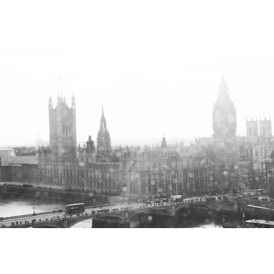 Andrew Lee London Calming Ben by Andrew Lee Photographic Print Wrapped on Canvas