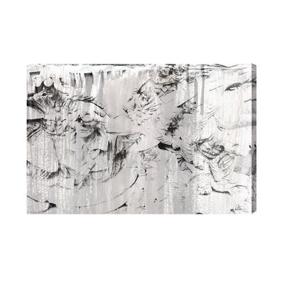 Andrew Lee London Watch out Battle of Britain London by Andrew Lee Art Print Wrapped on Canvas