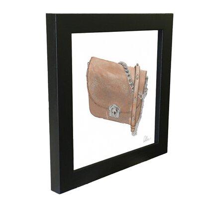 Andrew Lee Fashion Bag Framed Art Print