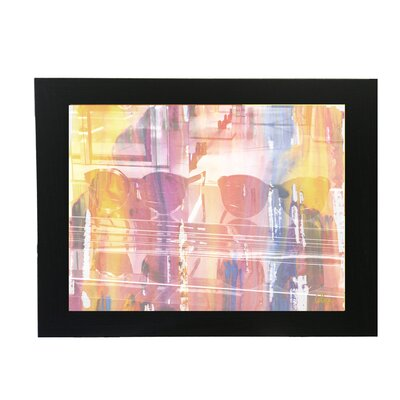 Andrew Lee Shades of Glam Framed Graphic Art