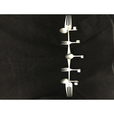 Fork Coat Rack