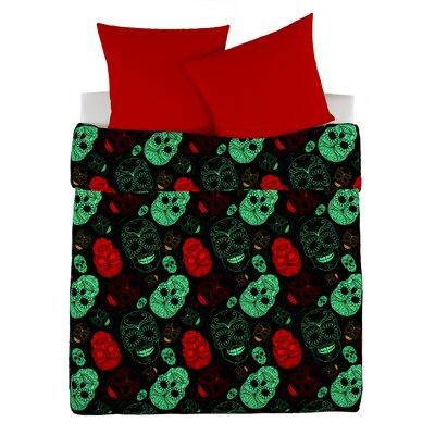 Dorian Textil Skull Bedspread