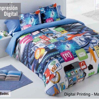 Dorian Textil Redes Duvet Set