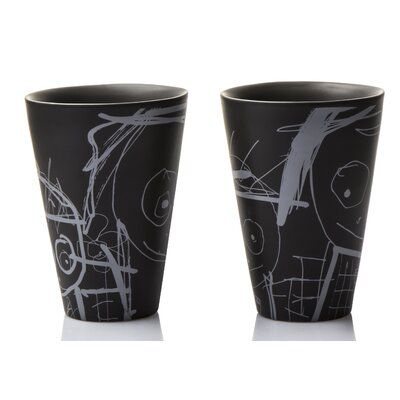 Aida Poul Pava 2 Piece Thermo Mug Set