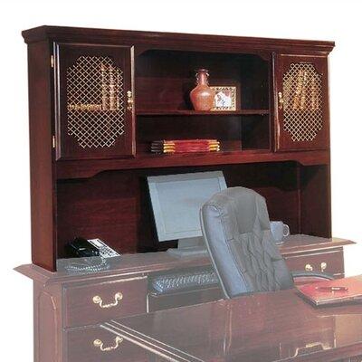 """Governor's 46"""" H x 60"""" W Desk Hutch"""