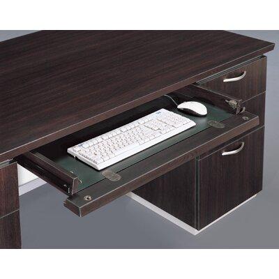"Pimlico 3.25"" H Desk Keyboard Drawer Compatibility: 72"" W Desks"