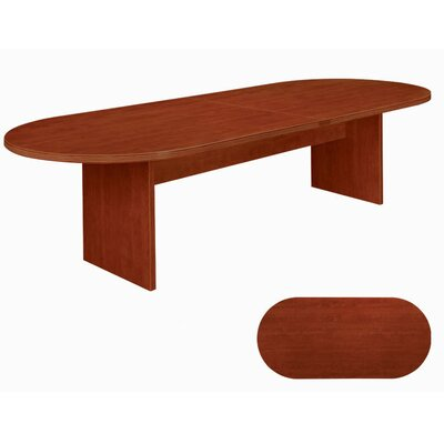 Flexsteel Contract Fairplex Oval Conference Table