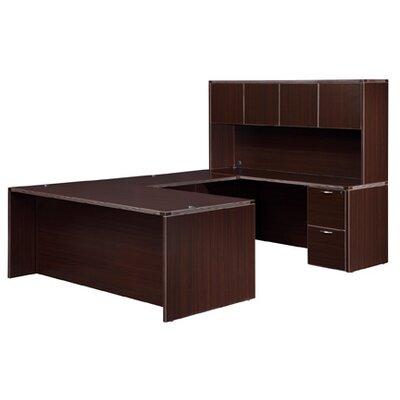 Fairplex U-Shape Executive Desk