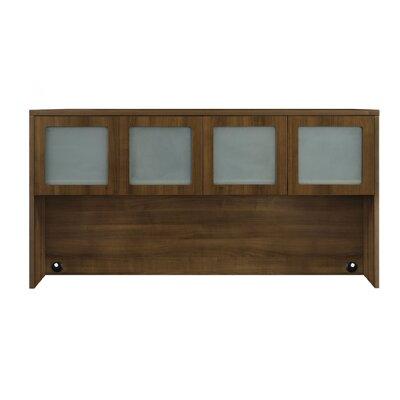"Fairplex 36"" H x 71"" W Desk Hutch (Set of 2)"