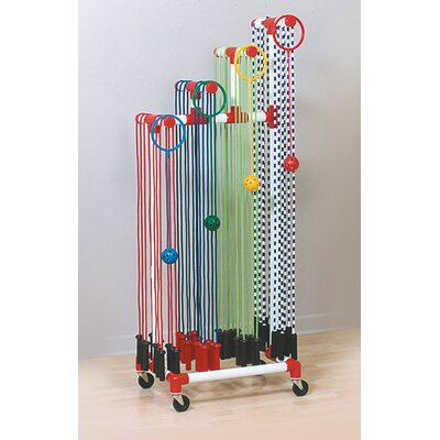 Easy Jump Rope Holder