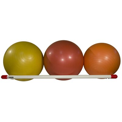 Therapy Ball Wall Rack