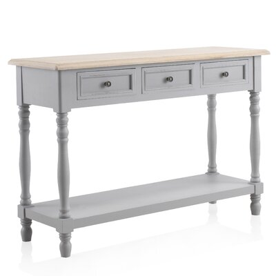 Geese Console Table