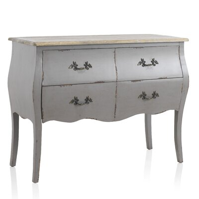 Geese 4 Drawer Chest of Drawers
