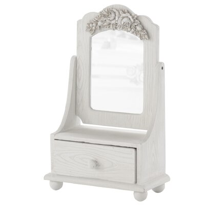 Geese Jewellery Box with Mirror