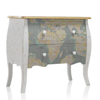 Geese Chest of Drawers