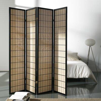 Geese 180cm x 180cm Folding Screen 4 Panel Room Divider