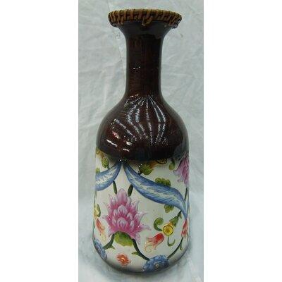 Geese Bottle Vase