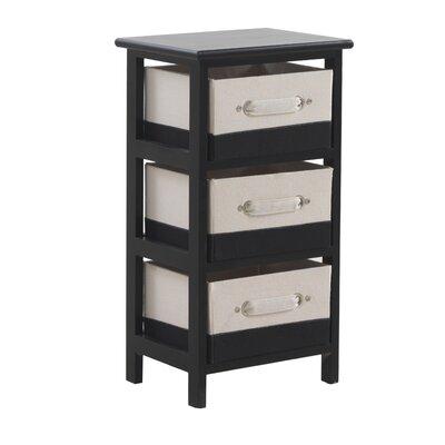 Geese 3 Drawer Shelf