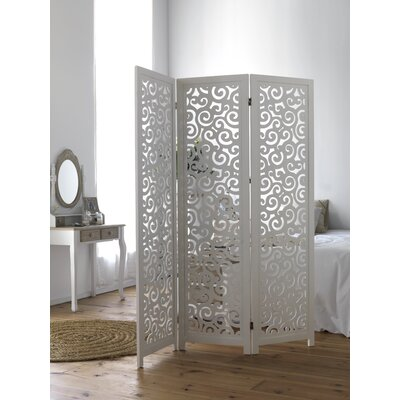 Geese 170cm x 138cm 3 Panel Room Divider