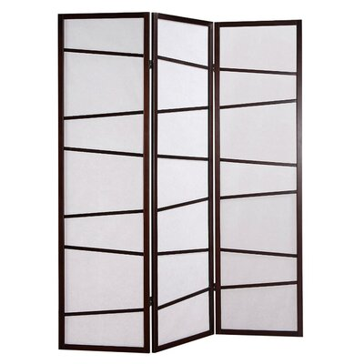 Geese 178cm x 132cm 4 Panel Room Divider