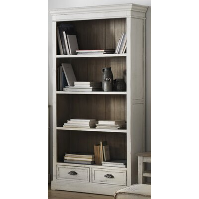 Geese Tall Wide Bookcase