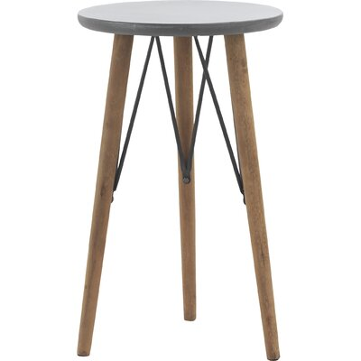 Geese Retro End Table