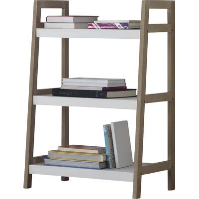 Geese Low Ladder Bookcase