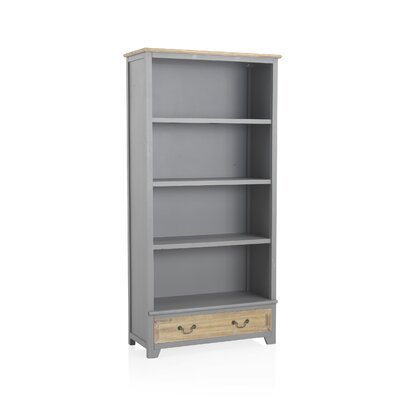 Geese Tall Narrow Bookcase
