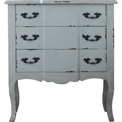 Geese 3 Drawer Chest of Drawers