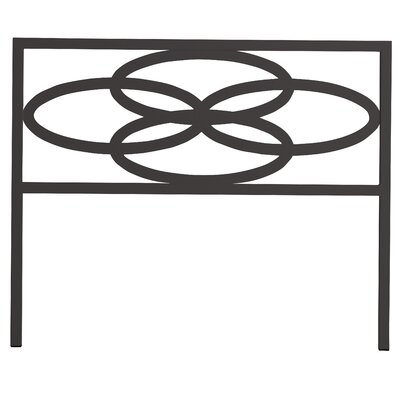 Geese Wrought Iron Headboard