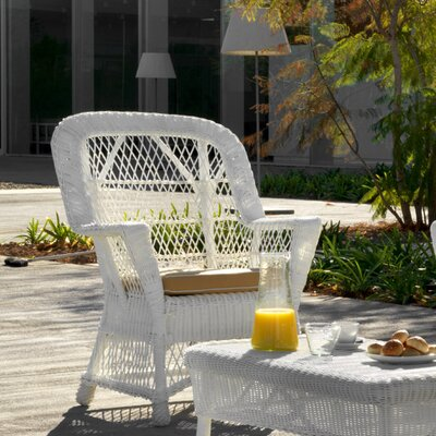Geese Synthetic Fibre with Rattan Structure Chair