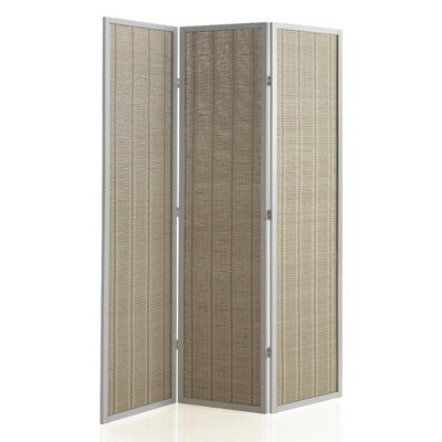 Geese 179cm x 130cm Wooden Screen 3 Panel Room Divider