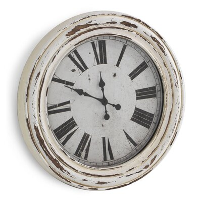 Geese 67cm Wooden Wall Clock