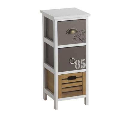 Geese 3 Drawer Chest