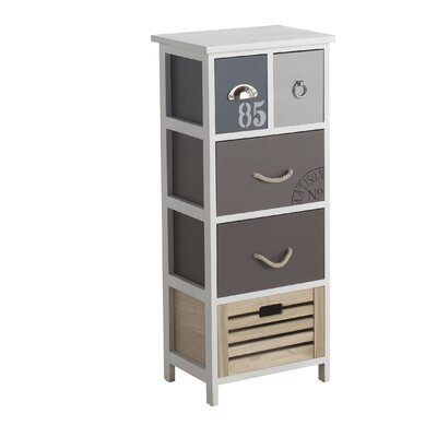 Geese 5 Drawer Chest