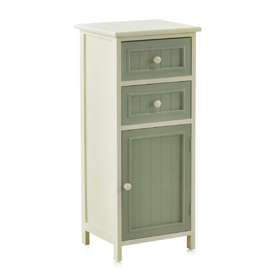 Geese 2 Drawer and 1 Door Cabinet