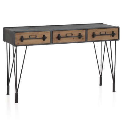 Geese Retro Console Table