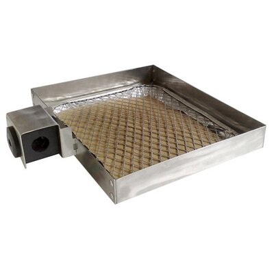 Asado Grill 33 cm Charcoal Disposable Grill