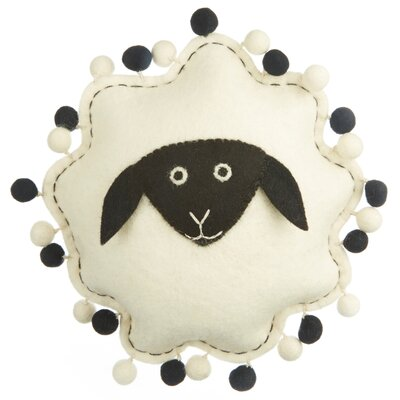 Felt So Good Sheep Scatter Cushion