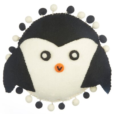 Felt So Good Penguin Scatter Cushion