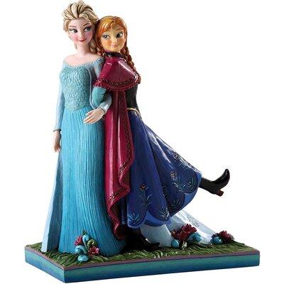 Disney Traditions Sisters ForeverElsa andAnna Figurine