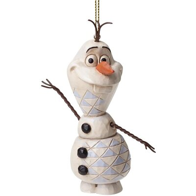 Disney Traditions Olaf Hanging Figurine
