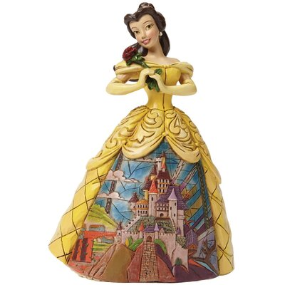 Disney Traditions Enchanted Belle Figurine