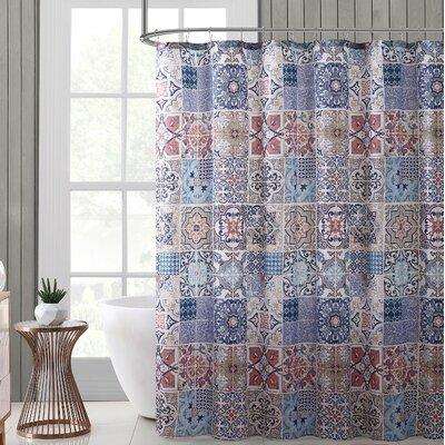 Englund Printed Shower Curtain Set