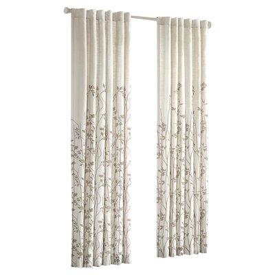 Madison Park Tunisia Single Light-filtering Curtain Panel