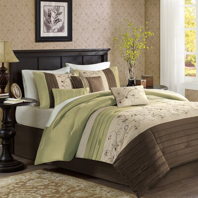 Serene 7 Piece Comforter Set by Madison Park