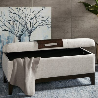 Coffey Upholstered Storage Bench