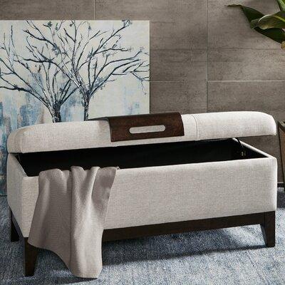 Coffey Upholstered Storage Bench